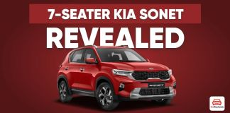 7-seater Kia Sonet Revealed