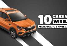10 Cars In India With Wireless Android Auto and Apple CarPlay