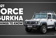 2021 Force Gurkha 5 Things To Know