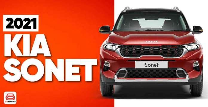 2021 Kia Sonet Launched