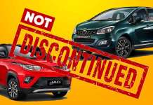 Mahindra Marazzo and KUV100 NOT DISCONTINUED_Featured