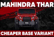 Mahindra thar ft
