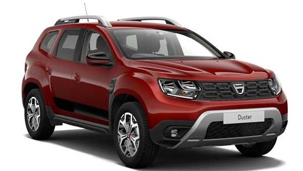 Next-gen Renault Duster (Representation)