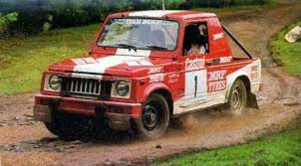 6 iconic rally stage cars