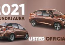 Aura Listed Officially-ft