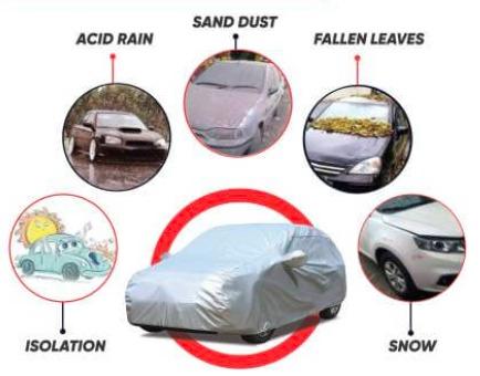 Gomechanic Car Cover