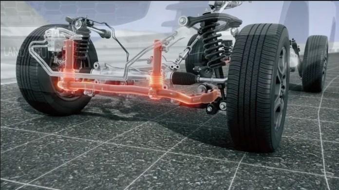 Toyota Land Cruiser Off-Road Equipment