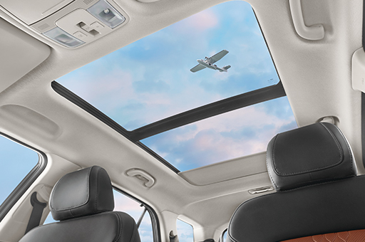 Voice Enabled Panoramic Sunroof
