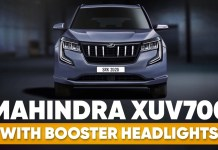 XUV700 gets Booster