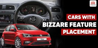 Indian Cars With Bizzare Feature Placement