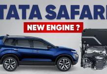 tata safari get new engine ft