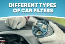 Types of Car Filters