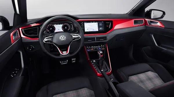 2021 Polo GTI Interior