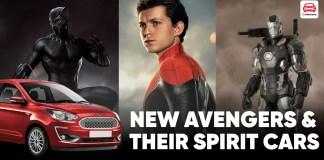 AVENGERS & SPIRIT CARS