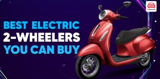 Electric two wheelers