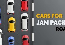 Top 10 Cars for India's Chockablock Traffic