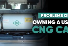 used CNG car