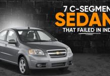7 C-Segment Sedans That Failed In India