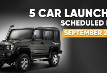 Car launches scheduled ft