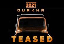 Force Gurkha teased