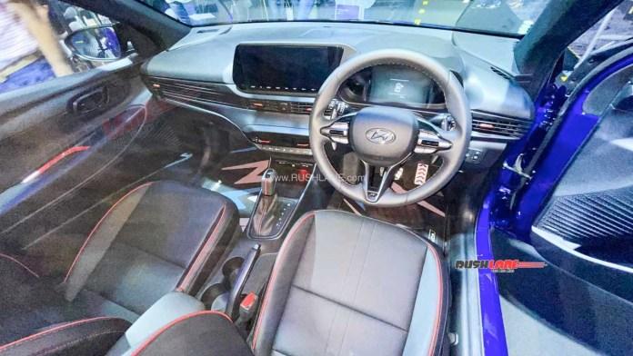 Interior | Hyundai i20 N-Line | Credits- RUSHLANE
