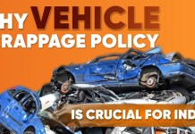 Why vehicle scrappage policy is crucial for India?