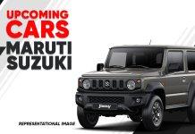 Upcoming Maruti Suzuki Cars In India