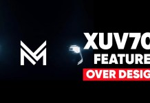 XUV700 features ft