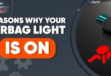 Reasons Why Your Airbag Light Is On