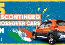 discontinued crossover cars ft