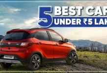 Affordable Cars In India You Can Buy