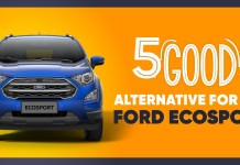 Great Alternatives For The Discontinued Ford EcoSport