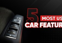 Here Are The 5 Most Used Car Features In India