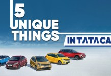 Unique Things You Will Only Find In Tata Cars