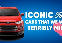 Iconic Ford Cars That Indians Will Terribly Miss