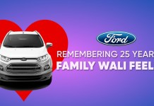 Ford remembering 25 years-ft