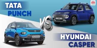 Hyundai Casper Vs Tata