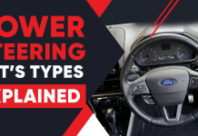 Types Of Power Steering System Explained