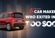 Car Manufacturers That Left India Too Soon