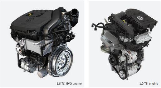 Volkswagon TSI Engine