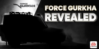 Force Gurkha Revealed Ahead of Official Launch