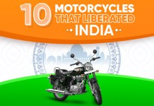 Motorcycles That Liberated India