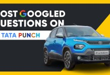 Most Googled Questions on Tata Punch