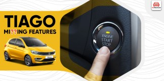 Feautures Missing In The Tata Tiago
