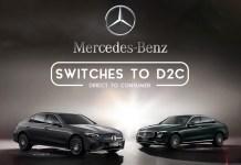 Mercedes Benz Shifts To D2C Model