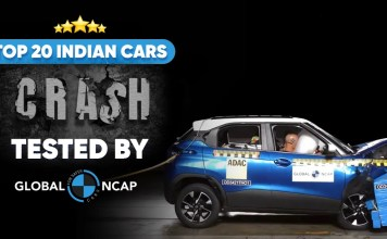 Cars In India Tested By Global NCAP In 2021