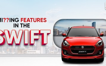 Important Features That The Maruti Swift Misses On