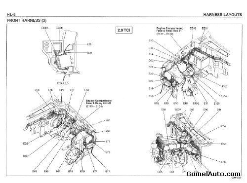 Скачать руководство по ремонту Hyundai Terracan