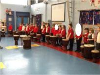 Drumming 4