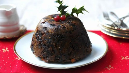 Day 3 Christmas pudding